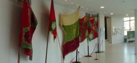 Поморие чества 138 години от Освобождението си с изложба на бойни знамена /видео/