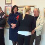 Гергьовденска изложба на поморийски художници (видео)