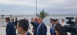 "Премиерът Борисов откри Рибарско пристанище ""Поморие"""