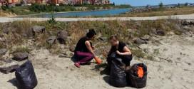 """Стартира инициативата """"Да изчистим ахелойския бряг"""""""