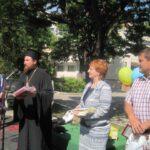 """Инициативата """"Спасените книги""""  стана повод за празници в Поморие и Бургас"""