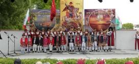 Наградени участници в Националния тракийски фолклорен събор в Поморие