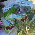 """Стефка Стоянова представи своята четвърта книга """"Приказната градина"""""""
