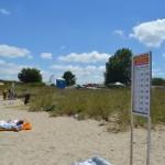 Провериха плажовете, отдадени под наем от Областна администрация Бургас