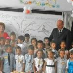 Кметът Иван Алексиев официално откри новата учебна година