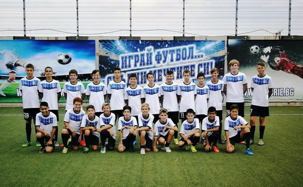 Детско – юношеската школа на Поморие с последни срещи за сезон 2016/2017г.