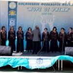 """Първо място за Дамски хор """" Анхиало """" от Поморие в  национален фестивал"""