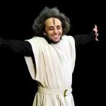 """Мариус Куркински ще представи в Поморие моноспектакъла си """"Юбилей"""" от А.П.Чехов"""