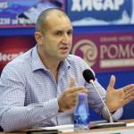 Ген. Румен Радев е новият президент на България