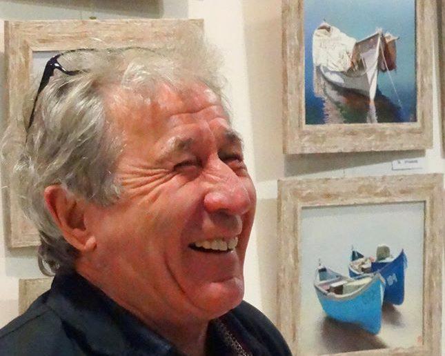 Никулденска изложба на Йордан Маринов в Поморие