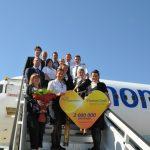 Предлагат нови въздушни линии за по – дълъг туристически сезон