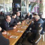 Инж. Петър Кънев проведе среща с представители на бизнеса от Поморие