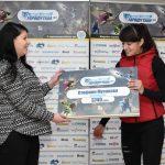 Стефани Музакова -спортен талант на годината
