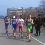 Национален шампионат по спортно ходене  се проведе в Поморие