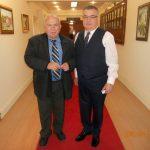С кмета на Къркларели в неговия офис