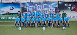 Резултати  и планирни срещи на ДЮШ по футбол на Поморие