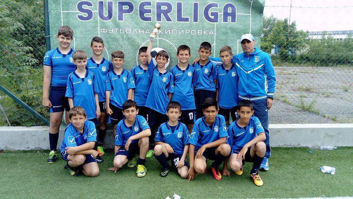 Последни срещи на детско-юношеските формации по футбол на Поморие