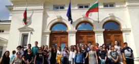 Втора група ученици от Поморие посетиха парламента по покана на Ася Пеева