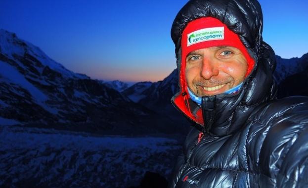 Спасителната акция за изчезналия алпинист Боян Петров е прекратена