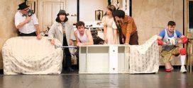 """Спектакълът на Теди Москов """"Редки тъпанари"""" на 31 август в Поморие"""