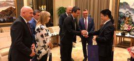 Кметът на Поморие с делегация на ГЕРБ представиха в Китай бизнес потенциала на българското Черноморие.