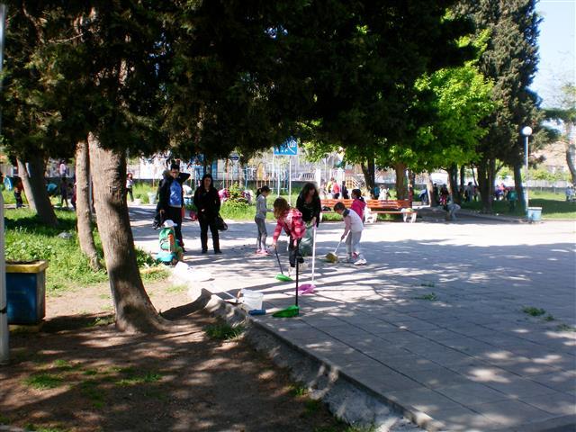 Да направим Поморие  по-чист и по-уютен град