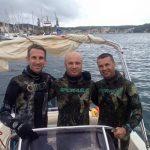 Поморийци в тима, представящ България на Евро-Африканското първенство по подводен риболов