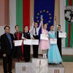 """Национален турнир по спортни танци в Поморие, по случай 20 години от създаването на КСТ """"Блясък"""""""