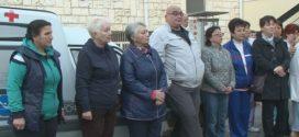 Протестите в болницата в Поморие продължават