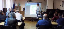 Среща с проектанти за разработване на Общ устройствен план на община Поморие