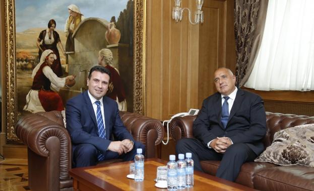 Борисов, Заев и Звиздич обсъдиха сътрудничеството на Балканите