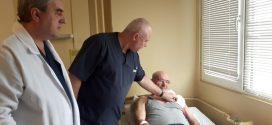 Отстраниха 35-сантиметров тумор от рамото на 64-годишeн мъж от  Горица