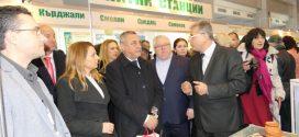 """Вицепремиерът Валери Симеонов откри международната селскостопанска изложба """"АГРА"""""""