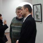 Първа самостоятелна изложба на Добромир Овчаров /видео/