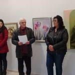 Осмомартенска изложба на жени от Сдружението за изкуство и култура в Поморие /видео/