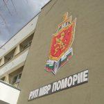 По пътя Поморие – Бургас водач на товарен автомобил удря странично автобус