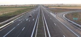 """Временно се ограничава движението при км 156 на АМ """"Тракия"""" в посока Бургас"""