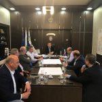 Кметове от областта в общ щаб за работа по мега проект