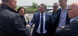 До 18 юни пускат четирилентовата отсечка от Поморие до Радва