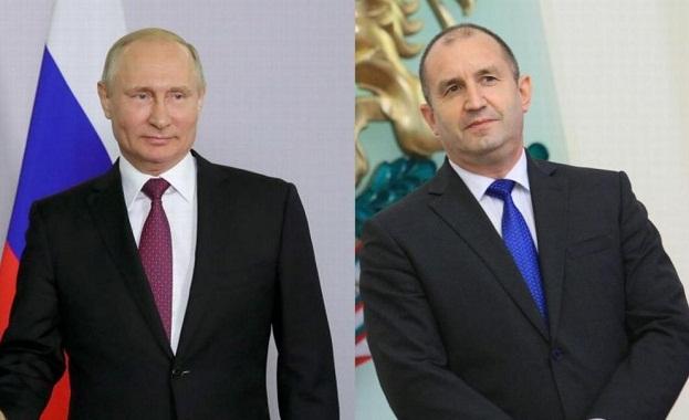 Путин и Радев се срещат в Сочи на 22 май