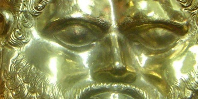 Златната маска на цар Терес ще бъде показана в Нощта на музеите в Бургас
