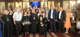 Закриване на фестивала за православна музика в Поморие, 2018