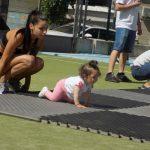"""Бебешка надпревара и изложба на наградените в конкурса """"Моят любим спорт"""""""