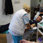 Кръводарителска акция организираха младежите от ГЕРБ в Бургас