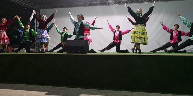 Лятно настроение в Ахелой с фолклорни групи от Мексико и Русия