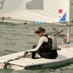 Стефани Музакова от Поморие  стана  републикански шампион по ветроходство