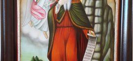 Български хирург онколог дари икона на Св. Пр. Илия