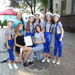 """Второ място за Танцова формация """"Фреш"""" на национален фестивал"""