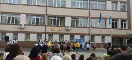 Посрещнаха първокласниците в обновената сграда на СУ Ив. Вазов – Поморие (видео)