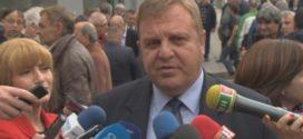 Каракачанов: Не подкрепям оставката на Симеонов